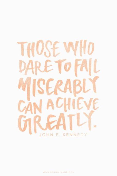 fail achieve
